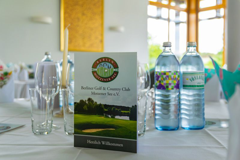 DJ Brandenburg Christian Libor - Golfclub Motzen - Restaurant