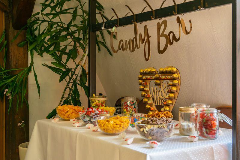 DJ Bad Belzig Hochzeit & Event Christian Libor - Springbachmühle - Candy Bar