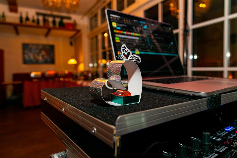 DJ Buckow Hochzeit & Event Christian Libor - Stobbermühle - DJ Technik